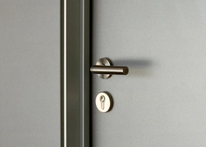 Aluminios Eibar / Obras de división de oficinas: puertas