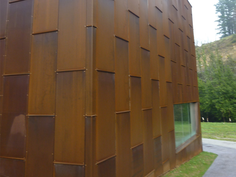 Aluminios Eibar / Composite panel works