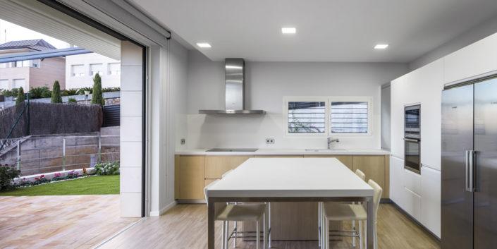 Aluminios Eibar / Works of windows