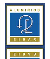 Aluminios Eibar logotipoa
