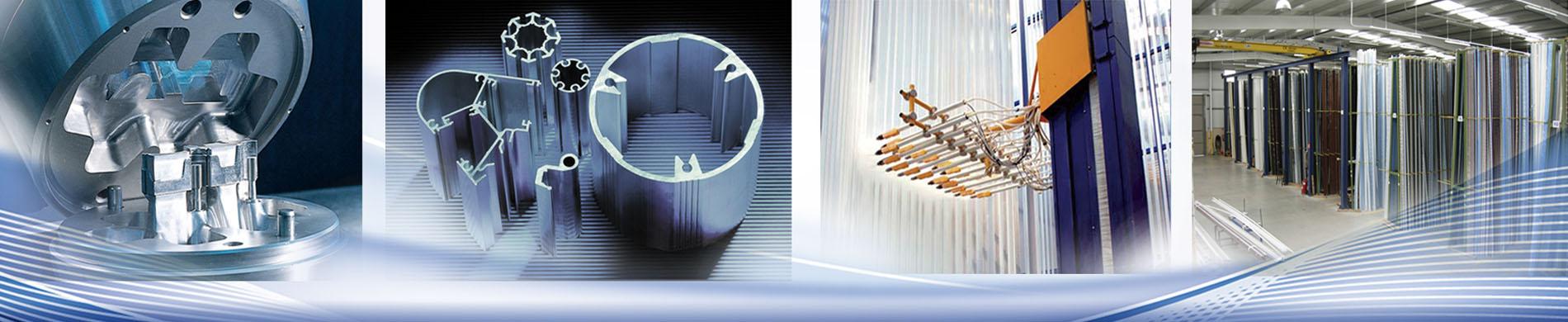 Aluminios Eibar - Processus du projet