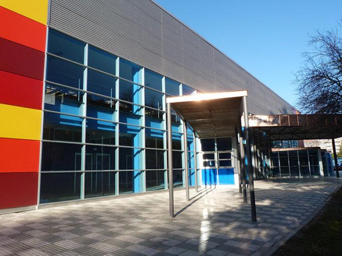 Aluminios Eibar / Composite panel works