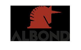 Logotipo Albond