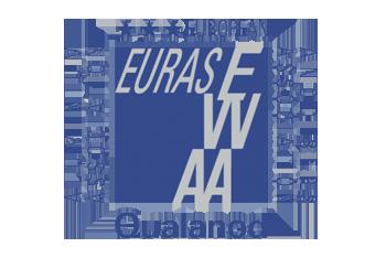 Logotipo Euras EWAA