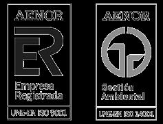AENOR: Iso 9001 Iso 14001